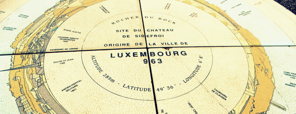 Luxembourg quest full of knowledge and history